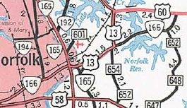 VA 165 (1956 Official)