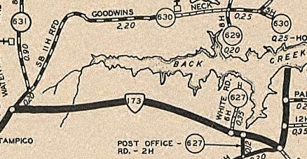 VA 173 (1936 York County)