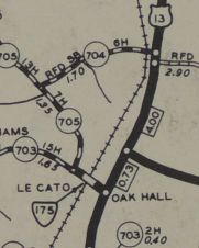 VA 175 (1936 Accomack County)