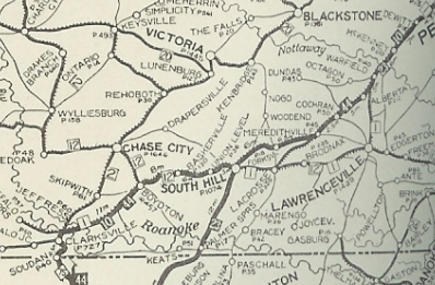 VA 1 (1922 Auto TRails)