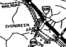 VA 326 (1932 VDOT County Atlas)