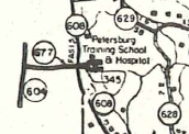 VA 345 (1958 Prince George County)