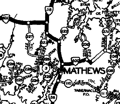 1932 Mathews County