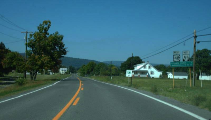 US 48 view