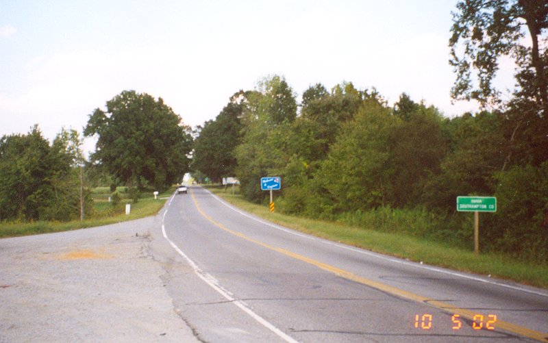 US 117 old end