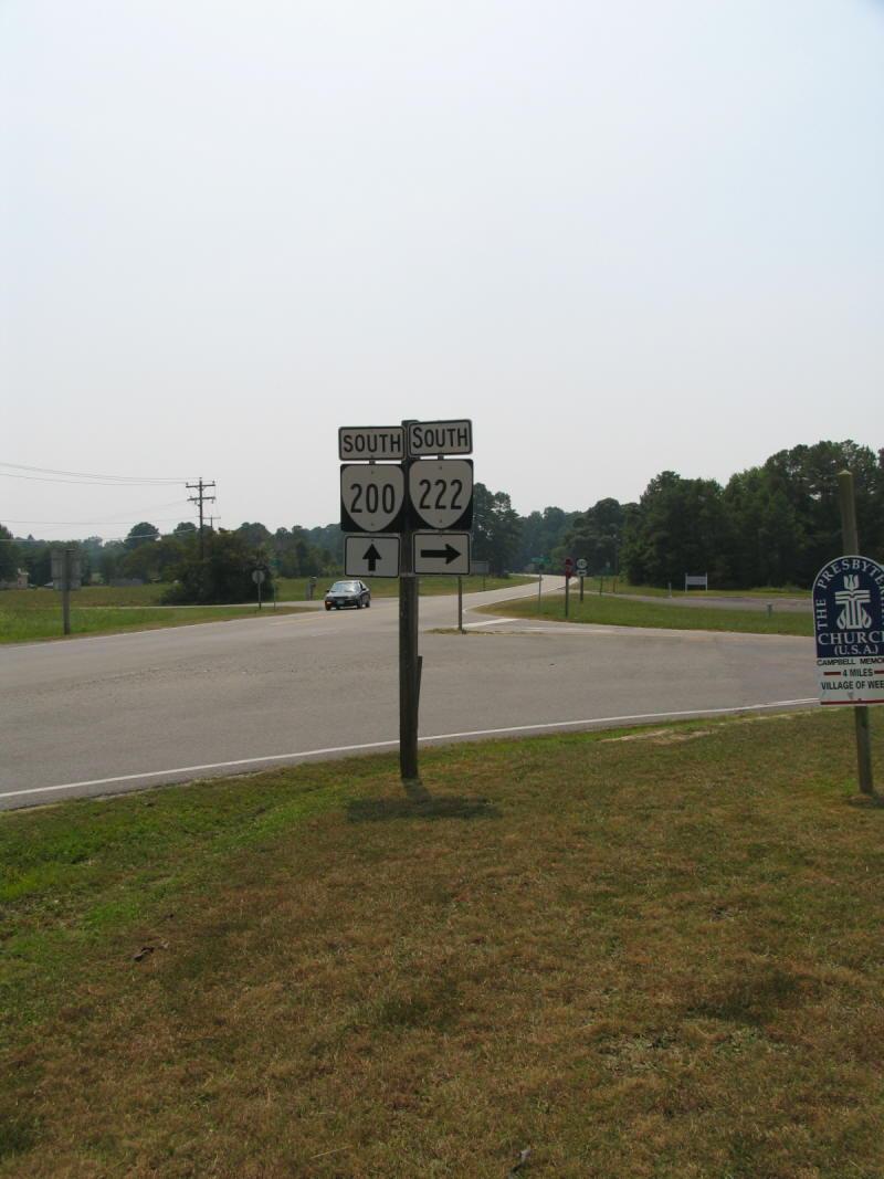 Virginia Highway 222