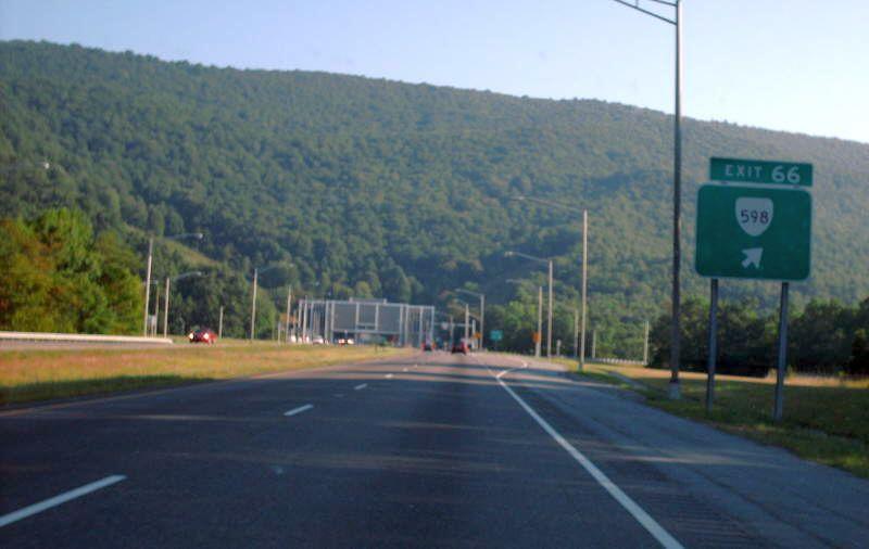 I 77 West Virginia Map.I 77
